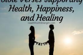 20 encouraging bible verses strength hope health faith