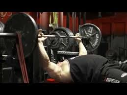 Mike O Hearn Bench Press Beast Motivation U2013 Bench Press Bands