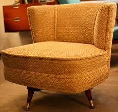 Orange Leather Swivel Chair Nice Mid Century Modern Swivel Chair Tedxumkc Decoration