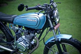 honda cg nepal u0027s rs moto cg125 the bike shed