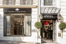 maison albar hotel paris champs elysees paris 17th arc de