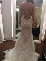 Inbal Dror Fall 2016 Wedding by Inbal Dror Vip Size 2 Size 2 Wedding Dress U2013 Oncewed Com