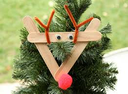 simple reindeer ornaments let s explore