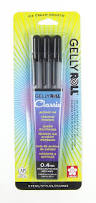 pens that write on black paper gelly roll classic 30 years of gelly roll 37581gr blkmed3pkbc12 jpg
