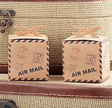 Suitcase Favors by Wedding Favor Boxes Wedding Favor Bags Kits City