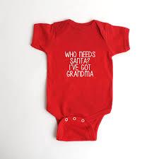 new to joyfulmoose on etsy christmas baby shirt newborn red