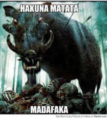 Hog Hunting Memes - solved large boars tusk