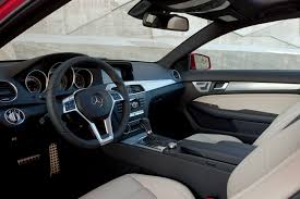 2012 mercedes benz c class coupe review top speed