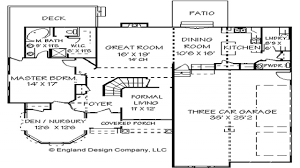 1 story luxury house plans floor plans for luxury ranch homes