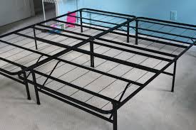 How To Build A Twin Platform Bed Frame by How To Convert Two Twin Beds To A King Shine Your Light
