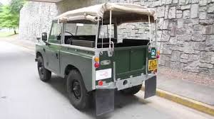 land rover series 3 custom 1977 land rover series iii for sale youtube