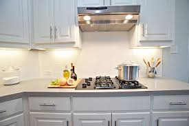 Backsplash Tiles For Kitchen Ideas Kitchen Beautiful Decoration White Backsplash Tile Ideas Well