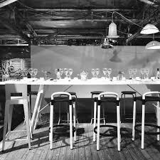 2017 Interior Trends Black Lines Unprogetto Social Wall Hangar Design Group