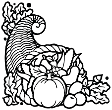 thanksgiving mayflower ship coloring page cornucopia pages free