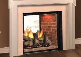 Desa Ventless Fireplace - direct vent gas fireplace installation basement vented home depot