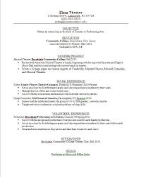My First Resume Template Resume Examples For Teens First Resume Samples Sample Resume
