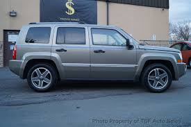 patriot jeep used 2008 used jeep patriot 4wd 4dr limited at tsf auto sales serving