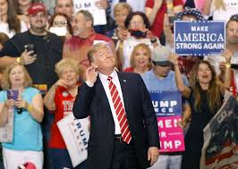 Trump Kumbaya The Finance 202 Trump Sets Wall Street On Edge With Shutdown