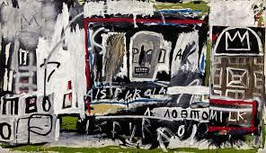 Image of Basquiat NYC