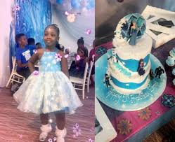 frozen themed party entertainment timaya s 5 year old daughter s frozen themed birthday party is