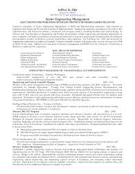 Telecom Engineer Resume Format 36 Job Winning Engineering Resume Samples That You Must See