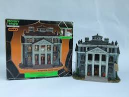 Spooky Village Halloween Decorations by 99 Best Lemax Spooky Town Images On Pinterest Halloween Village