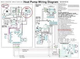 heat pump wiring diagram schematic heat wiring diagrams collection
