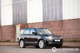 wrapped range rover autobiography range rover autobiography driven rms motoring