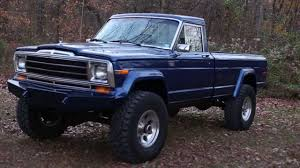 jeep comanche 1986 pictures information cummins diesel jeep truck j20 mount zion offroad youtube