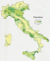 Italy Map Outline by Map Outline