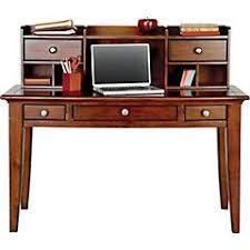 Cherry Desk With Hutch Picture Of Santa Cherry Desk And Hutch From Desks Furniture