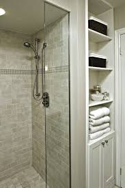 shower ideas for small bathrooms convert tub to shower stall and create storage ideas for home
