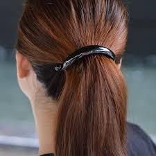 banana hair women headwear banana hair clip for vintage hairgrips
