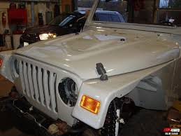 aev jeep hood 2000 jeep wrangler aev brute conversion ok4wd at ok4wd