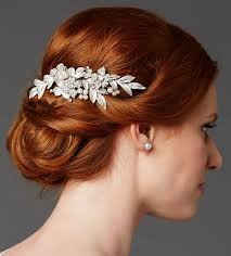 bridal hair accessories uk cassia bridal hair comb zaphira bridal