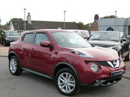 nissan juke xtronic acenta used red nissan juke for sale dorset