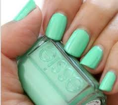 the 25 best mint green nail polish ideas on pinterest aqua nail