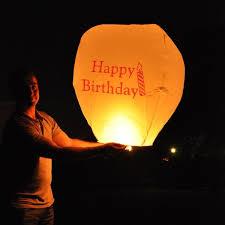firework lantern happy birthday sky lantern ytm fireworks
