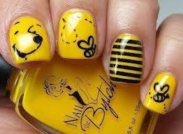 cartoon nails u2013 winnie the pooh meets tank where evil thoughts