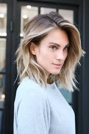 medium length hairstyles 40 easy shoulder length hairstyles for women in 2017 fashiondioxide