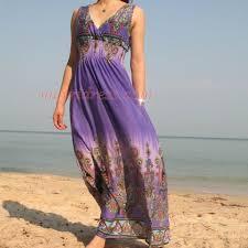 new purple evening sundress summer wedding party cocktail formal