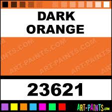 dark orange craft smart acrylic paints 23621 dark orange paint