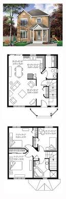 house plans narrow lot new house plan 52908 total living area 2758 sq ft 3 bedrooms