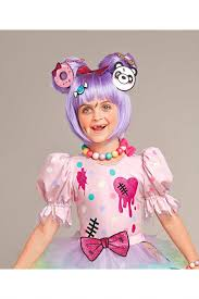 harajuku halloween costume harajuku lovers lavender wig chasing fireflies harajuku and