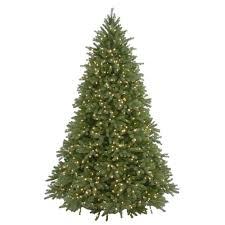 multiple colors pre lit christmas trees artificial christmas