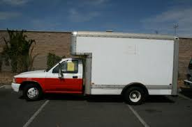 toyota uhaul truck for sale 1989 toyota cargo truck sold for sale by owner sacramento ca