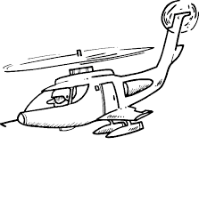 helicopter clipart coloring pencil and in color helicopter