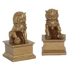 foo dog bookends bookends layla grayce