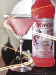 martini cherry monin cherry blossom monin com