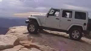 jeep safari net top moab ut jeep wrangler top of the world trail youtube